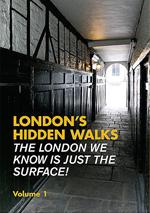 London's Hidden Walks Book