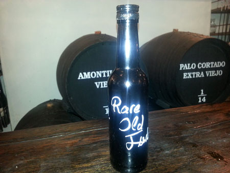 Sherry to take home at Drakes Tabanco