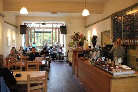 Vegetarian Restaurants - Gallery Cafe