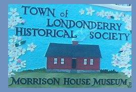 Morrison House Museum sign