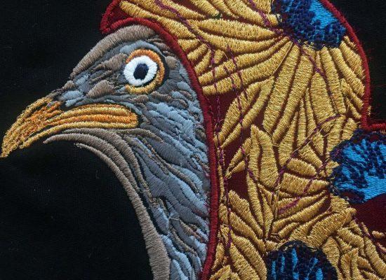 digital embroidery cad bird edward crutchley