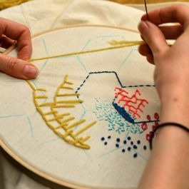 Embroidery Designer Skills Patch