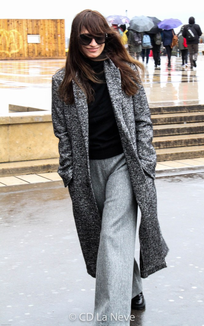 Caroline de Maigret Paris Fashion Week 2016