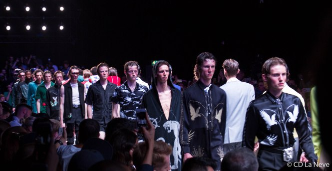 London Collections Men Topman