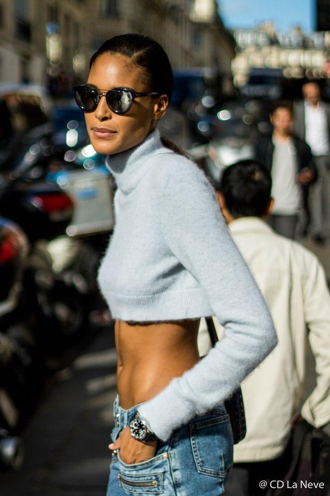 Paris Fashion Week Balmain Show SS17