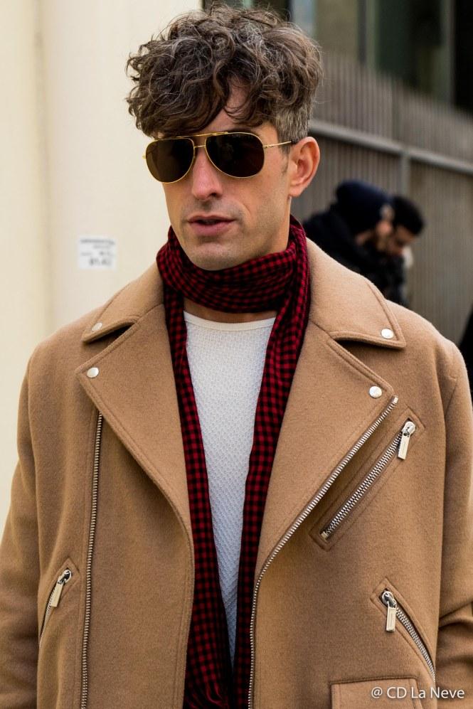 David Thielebeule Christian Dior Street Style Haute Couture 17 PFW