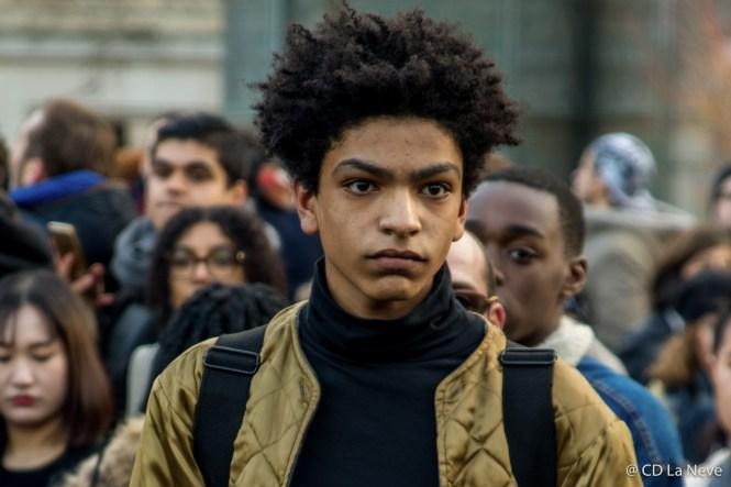 Christian Dior Street Style Paris Fashion Week Men's AW17