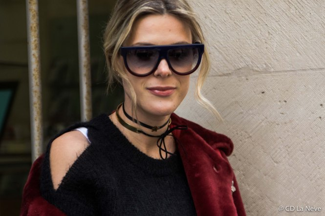 Sofie Valkiers Christian Dior Paris Fashion Week FW17