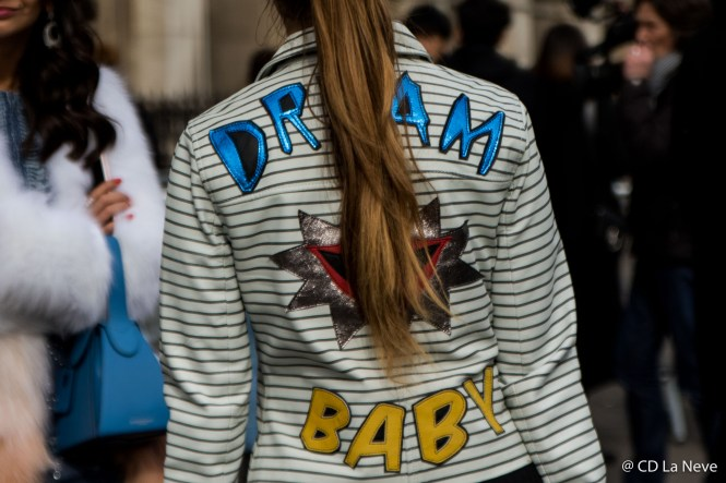 Street Style Paris Fashion Week FW17