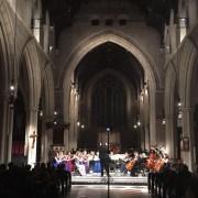 Fantasia concert underway