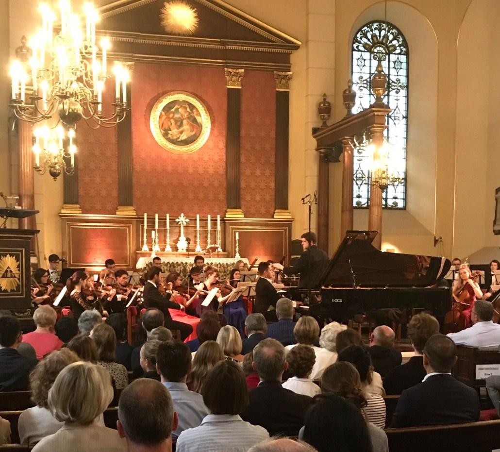 Celestial Grandeur concert