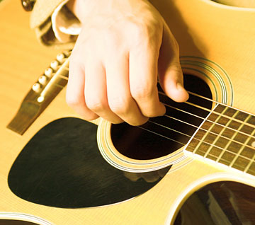 Acoustic Guitar Lessons for Kids and Adults in London