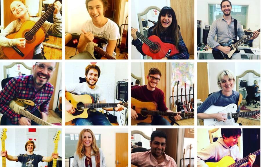 Bayswater Guitar Tutors And Bayswater Guitar Lessons