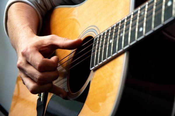 Becoming A Guitarist