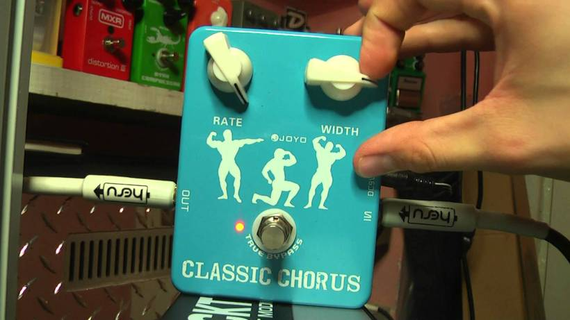 best chorus pedals ever, boss chorus pedals, best budget chorus pedal, mxr analog chorus, electro harmonix chorus pedal, what does a chorus pedal do, best chorus pedals of all time, best boutique chorus pedal