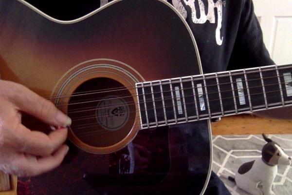 Guitar Lessons Shepherds Bush Acton Chiswick White City