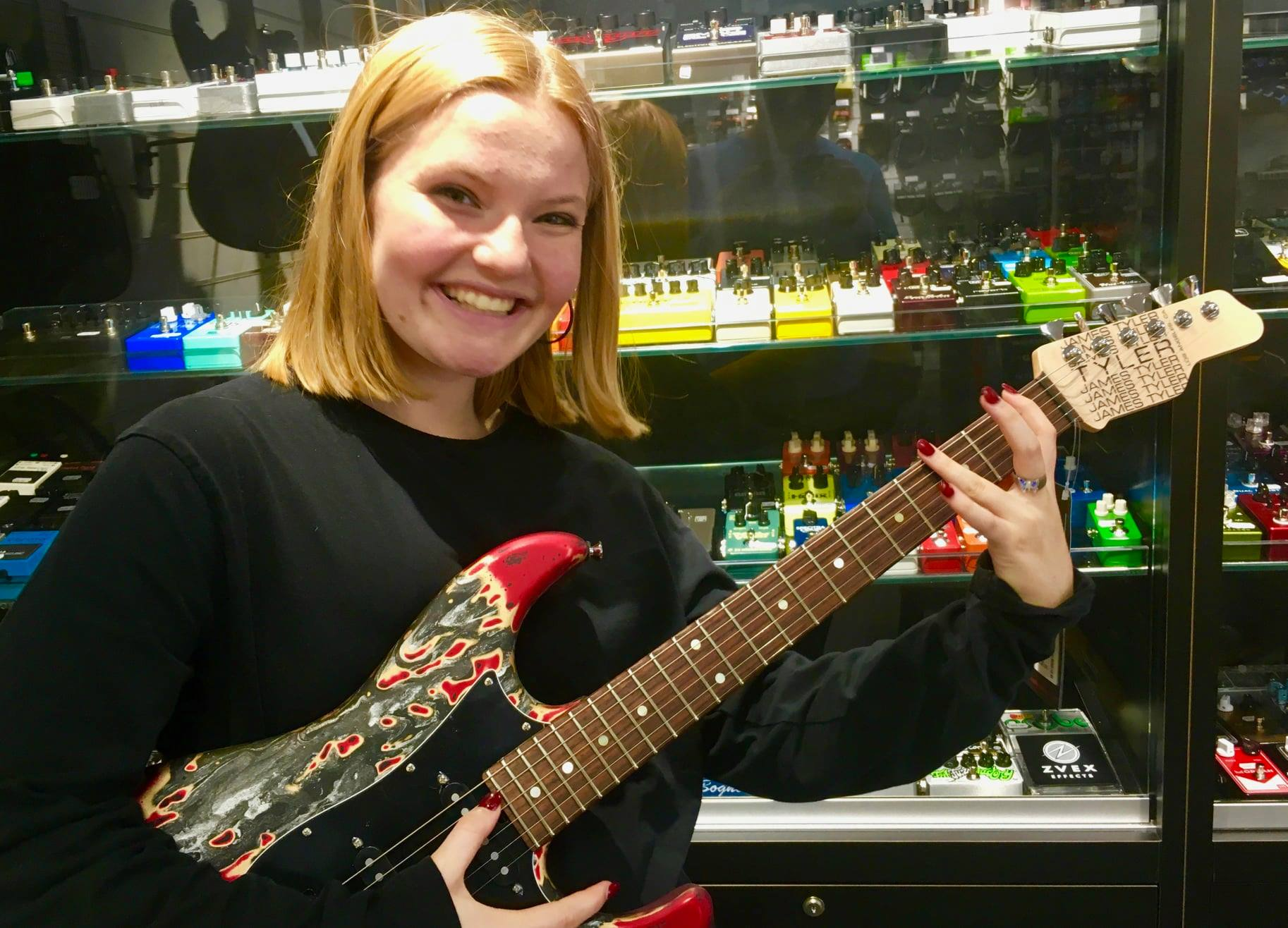 Guitar Lessons Highgate