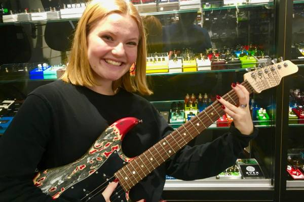 Guitar Lessons East Finchley