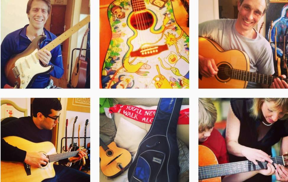 Barnet Guitar Lessons
