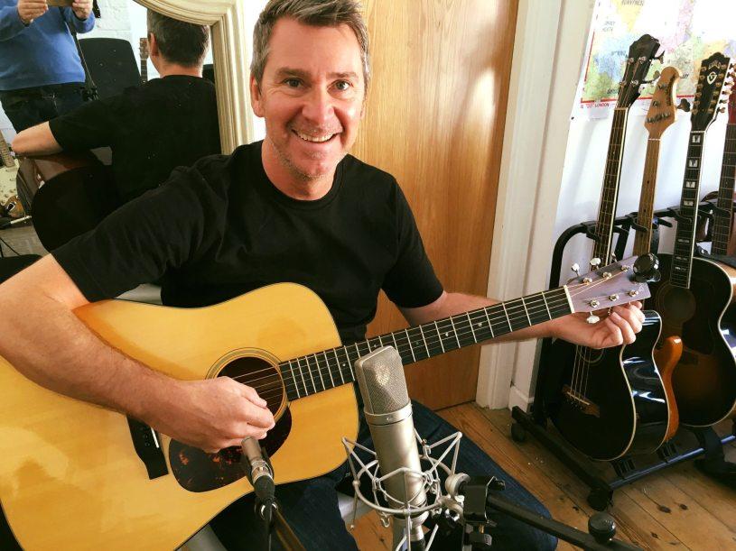 Guitar Lesson Gift Vouchers