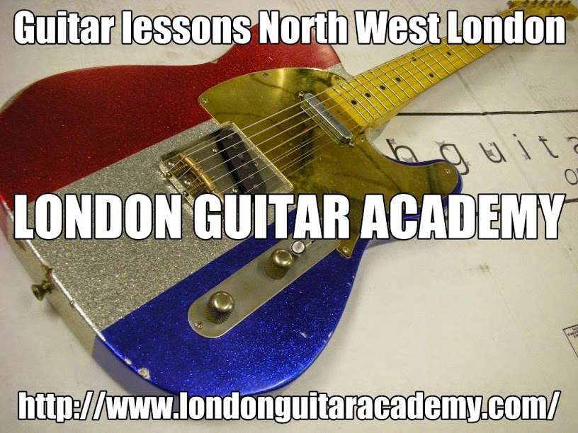 Guitar Lessons Arch Way Highgate Kentish Town Muswell Hill Tufnell Park