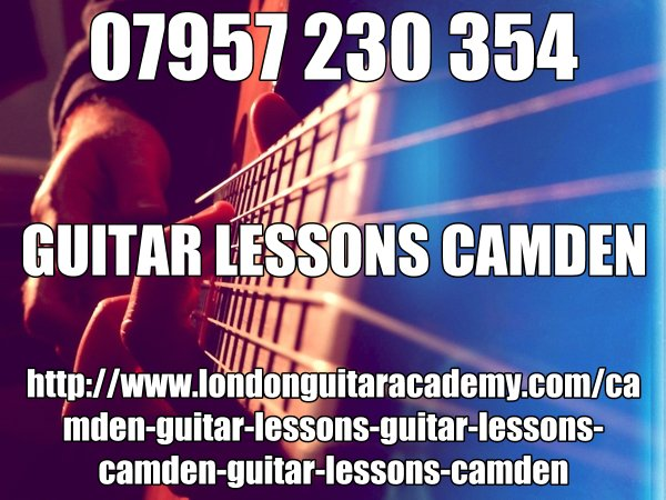 Guitar Lessons in Camden NW1