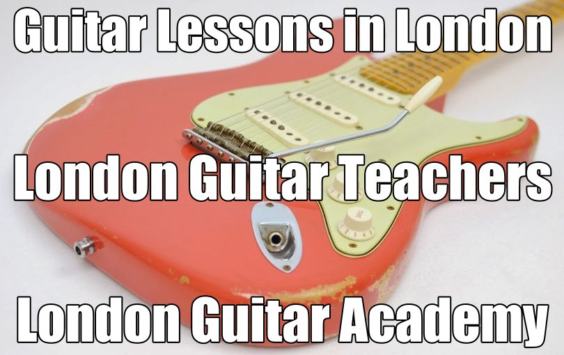 Guitar Lessons Greater london