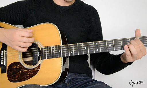 London In Home Music Teachers | Home Visits | Private Guitar Tuition in Your Own Home