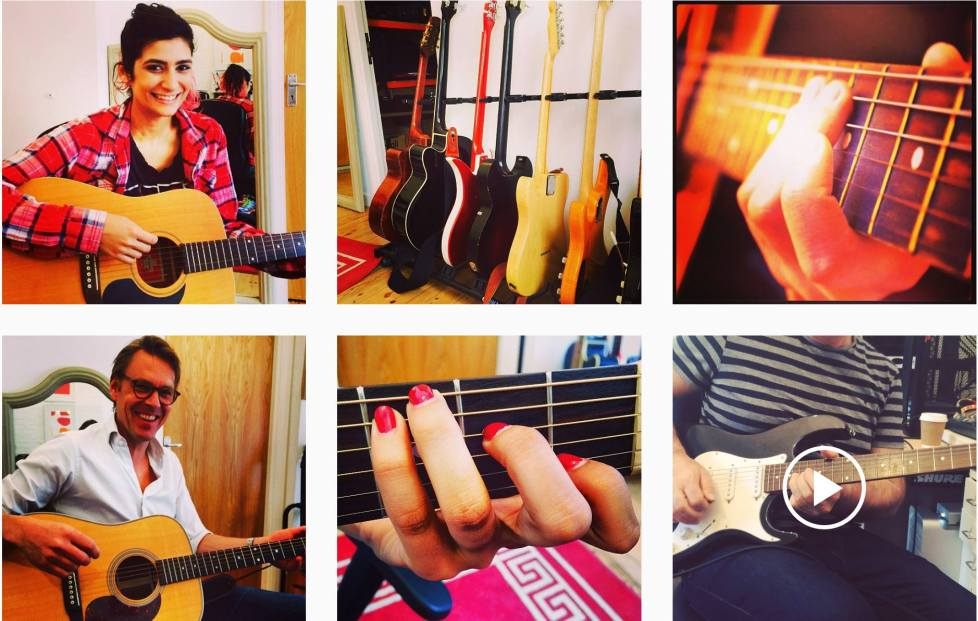 Guitar Lessons Hammersmith