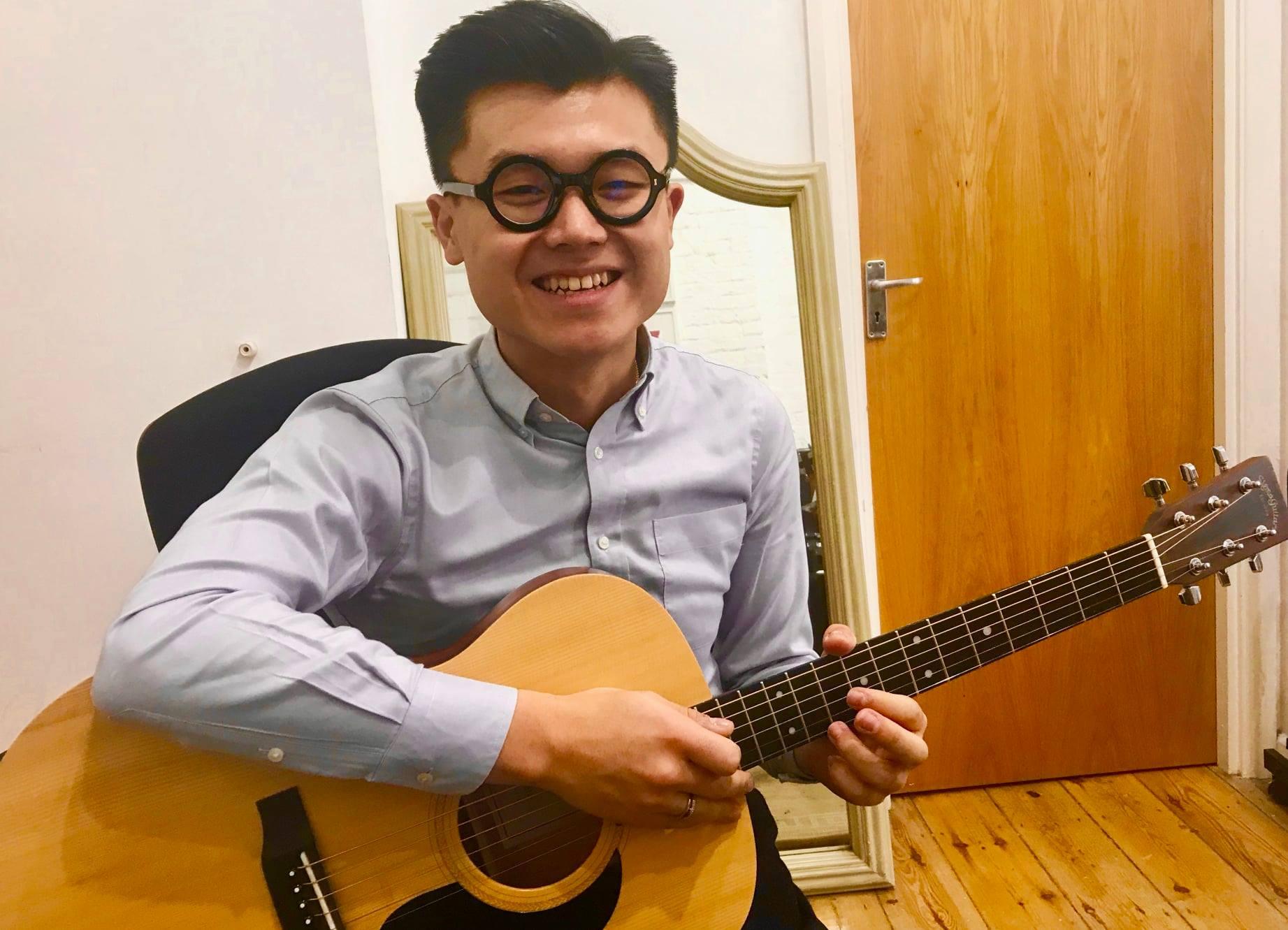 Guitar Lessons Harrow London