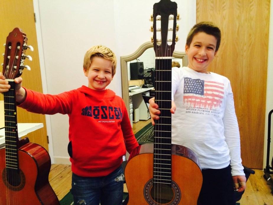 Guitar Lessons Isleworth