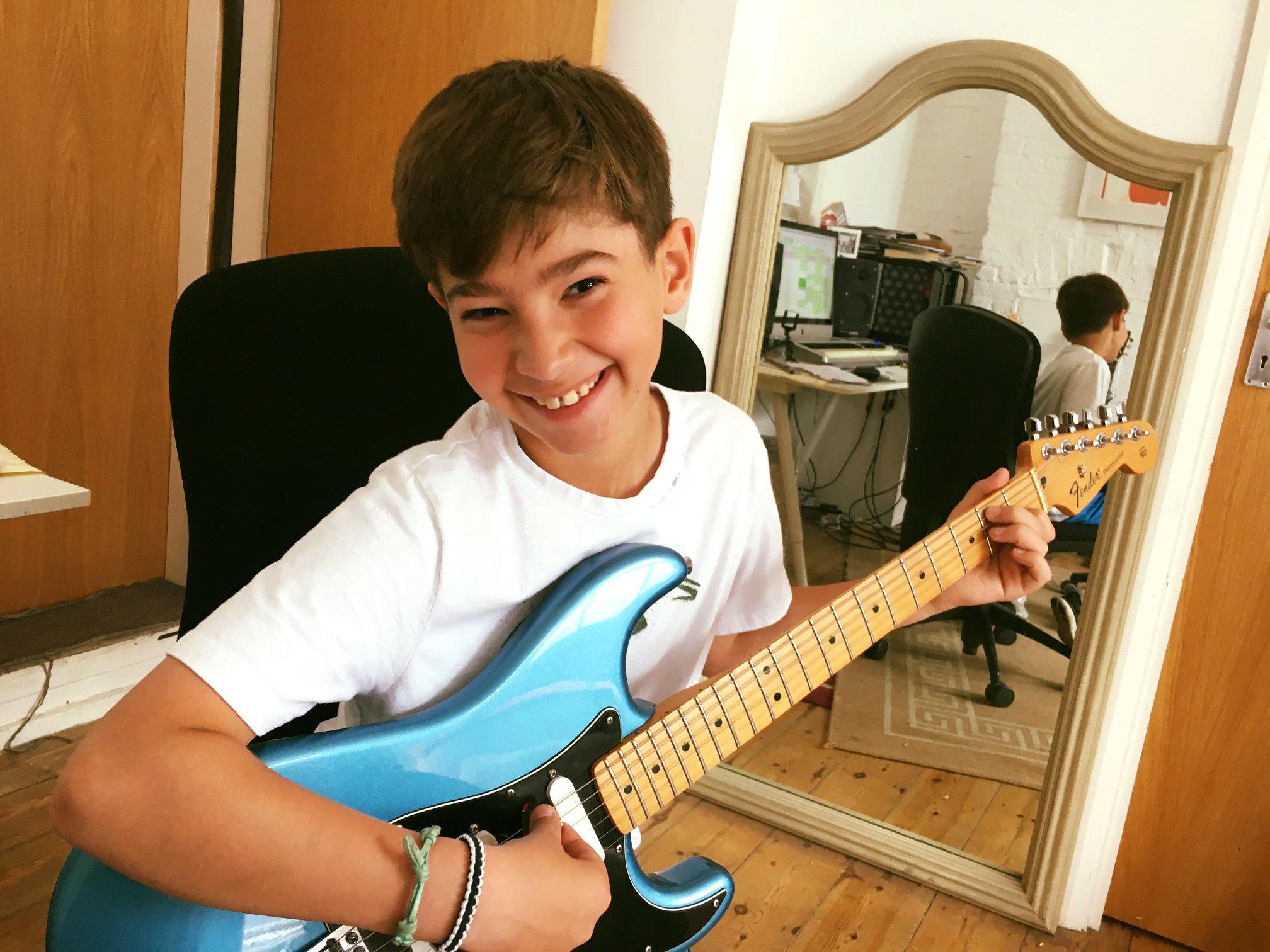 Guitar Lessons Maida Vale