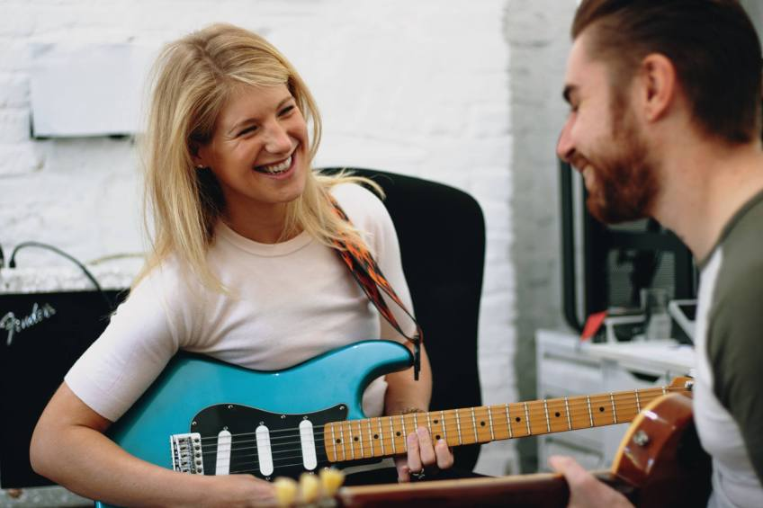Guitar Lessons East Sheen