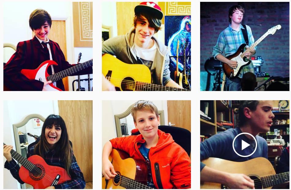 Guitar Lessons Loughton