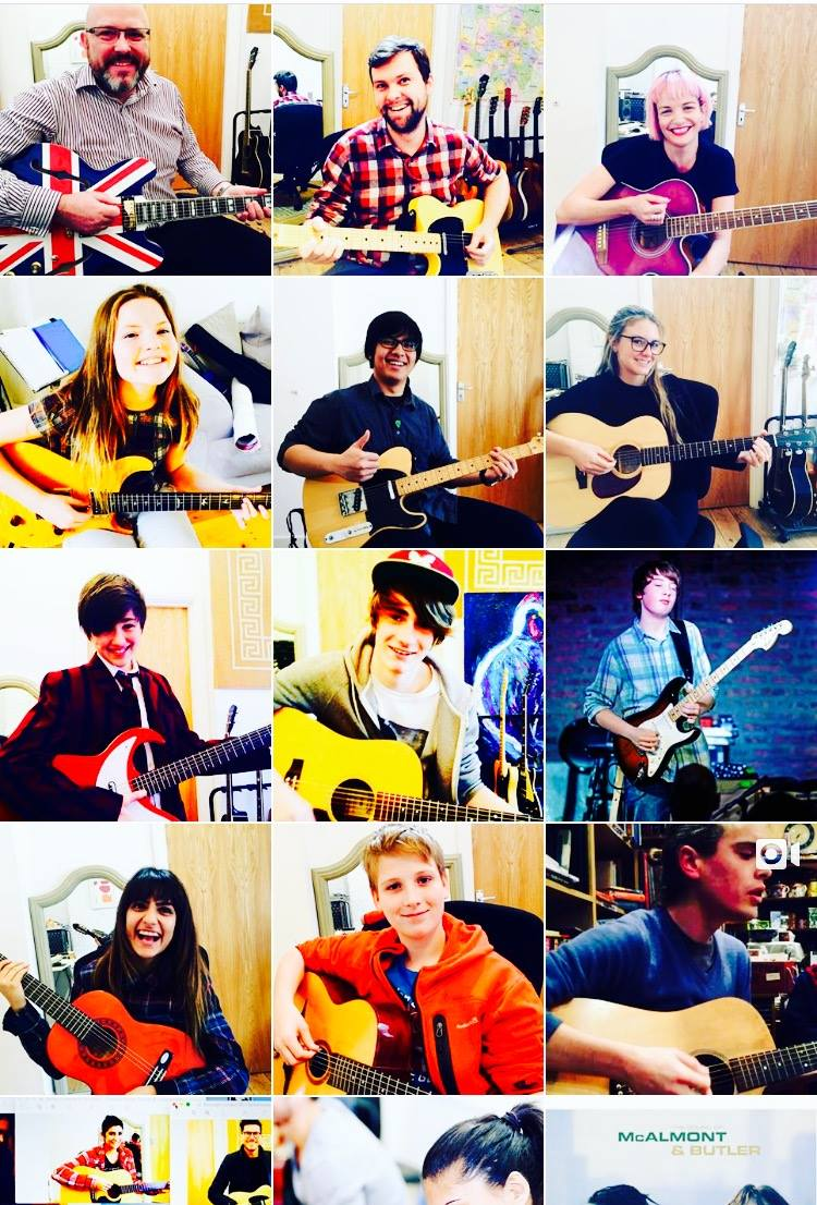 Richmond upon Thames Guitar Teachers and Richmond upon Thames Guitar Tuition
