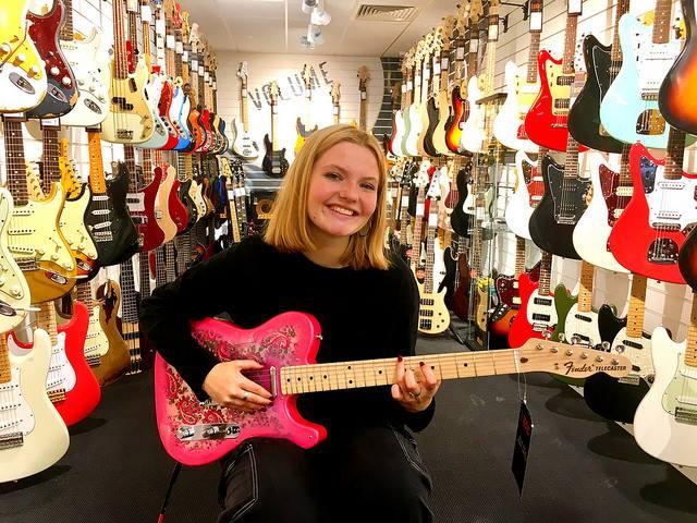 Guitar Lessons Sydenham