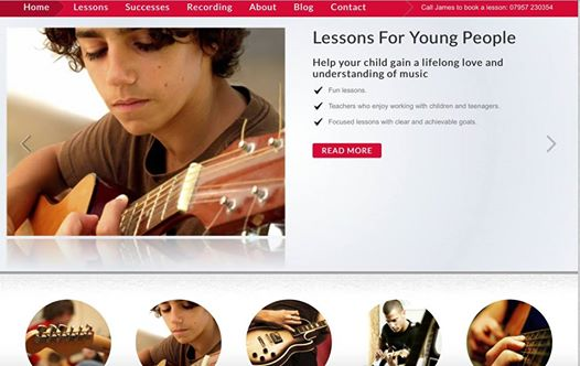 Guitar Lessons Walthamstow