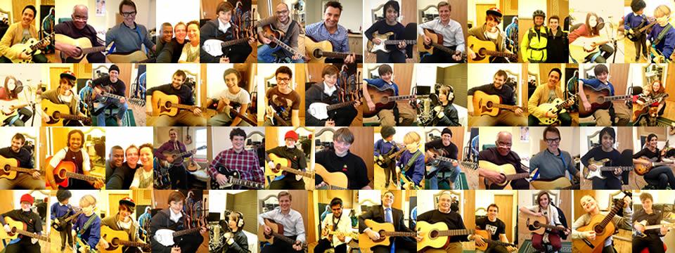 Guitar Lessons Wandsworth guitar tutors Wandsworth guitar tuition - London