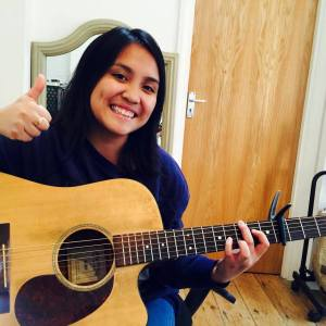 Guitar Lessons Wimbledon SW19