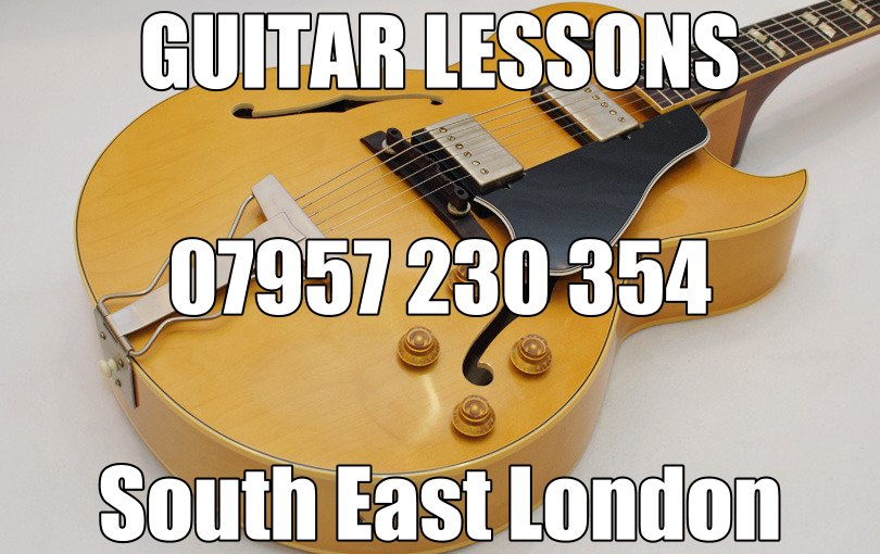 Guitar Lessons Wood Green, N22