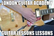 Guitar Lessons and Guitar Teachers in Turnham Green