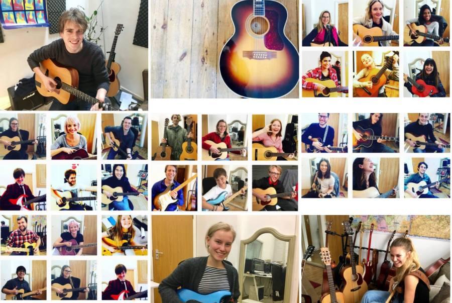West Hampstead Guitar Teachers | West Hampstead Guitar Lessons | West Hampstead Guitar Tuition