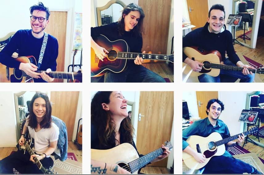 Guitar Lessons in Loughton Essex Guitar Lessons and Guitar Teachers in Loughton