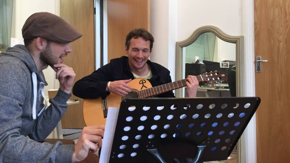 Guitar Lessons in Vauxhall South Lambeth