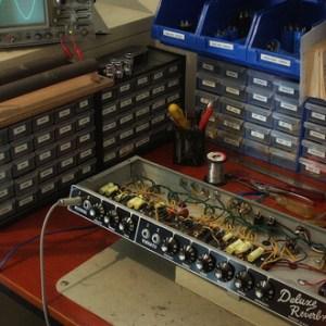 Guitar Repair | Amp Repairs London