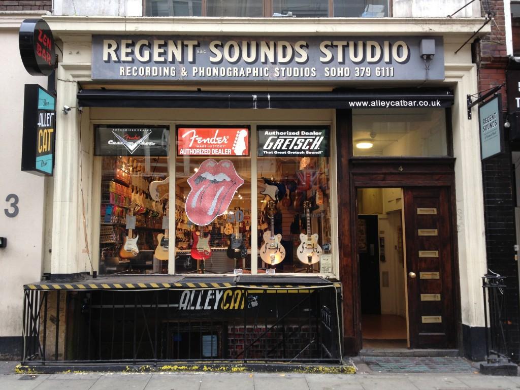 Guitar Shops London