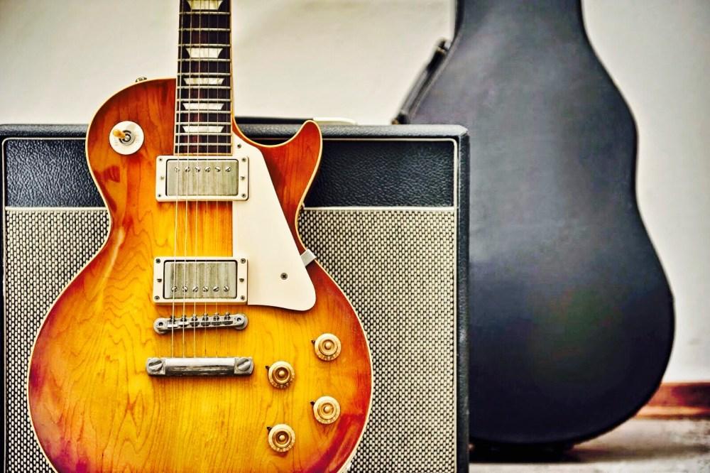 Rock Guitar Lessons