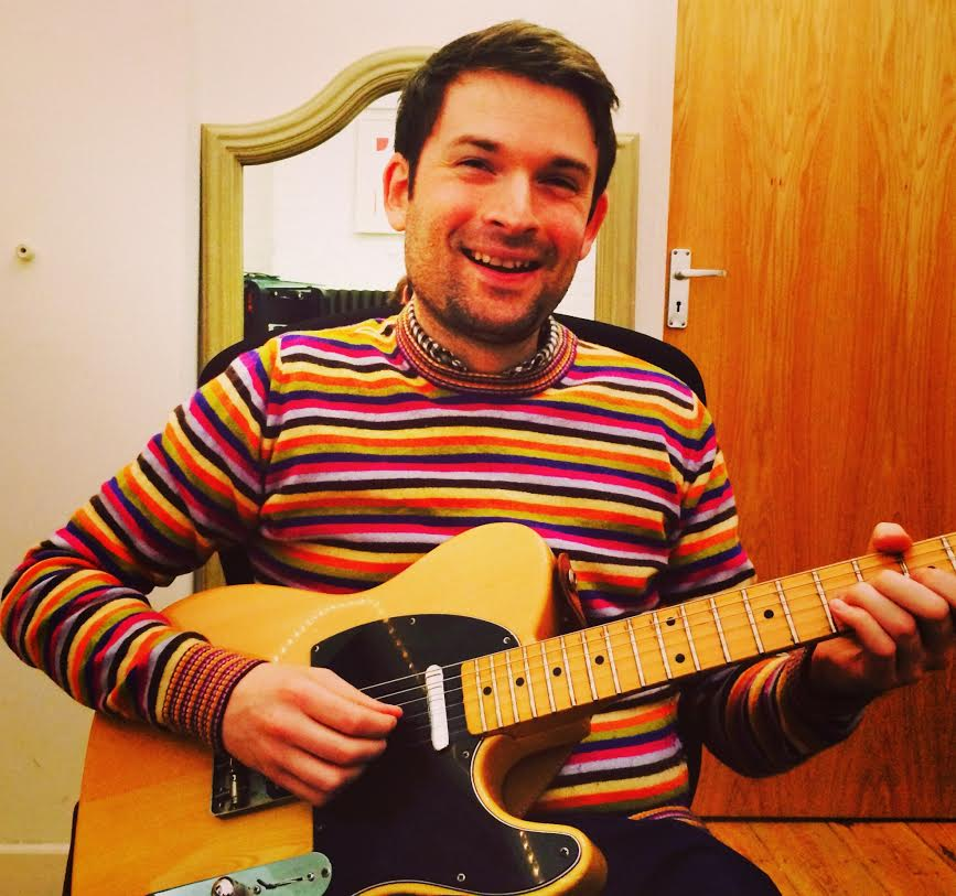 Guitar Tuition and lessons in Camberwell London