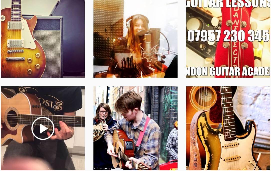 Harrow Guitar Academy Guitar Lessons Harrow