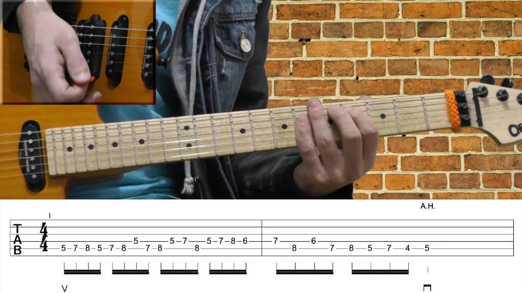 Intermediate Guitar Lesson-Intermediate Guitar Lessons London Intermediate Guitar Lesson